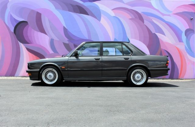 1983 BMW 5-Series E28 Hartge
