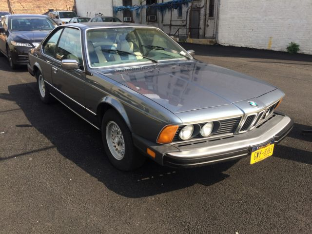 1983 BMW 6-Series 633 CSI