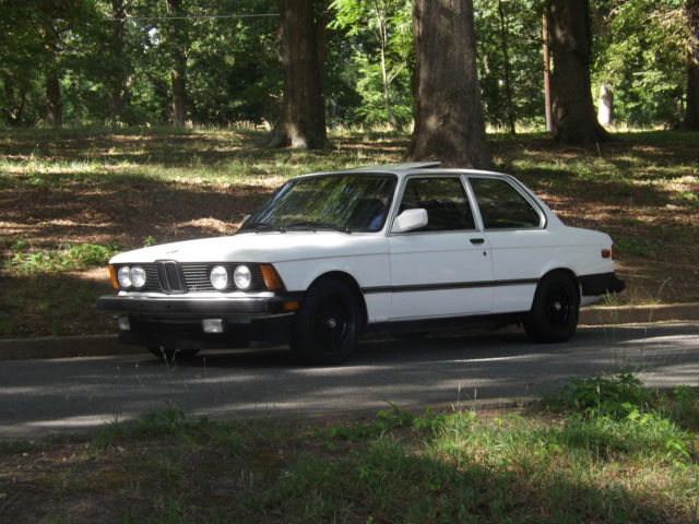 1983 BMW 3-Series IS