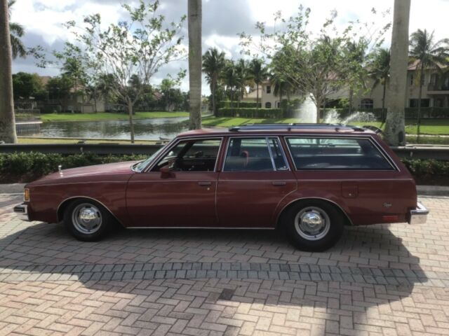 1983 Buick Regal Wagon