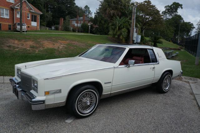 1983 Cadillac Eldorado Biarritz Coupe 2 Door For Sale