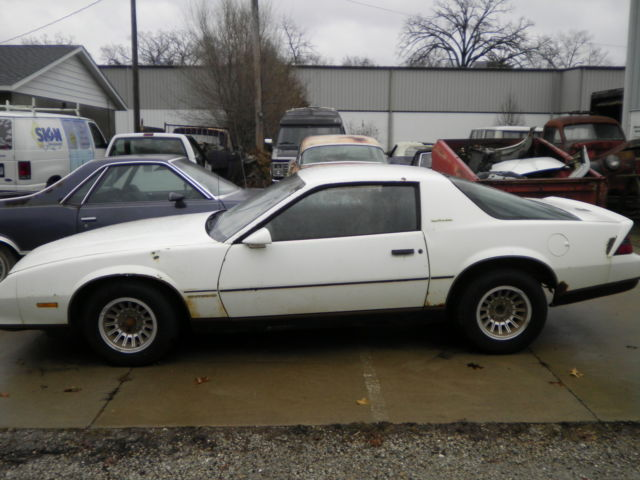 1983 Chevrolet Camaro Berlinetta