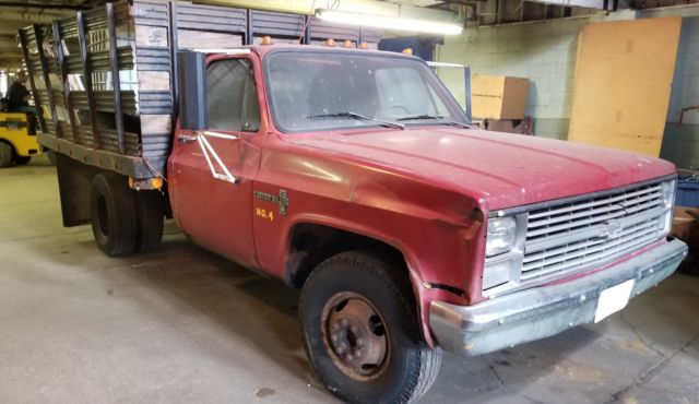1983 Chevy C30 Dually Lowering Kit ✓ All About Chevrolet