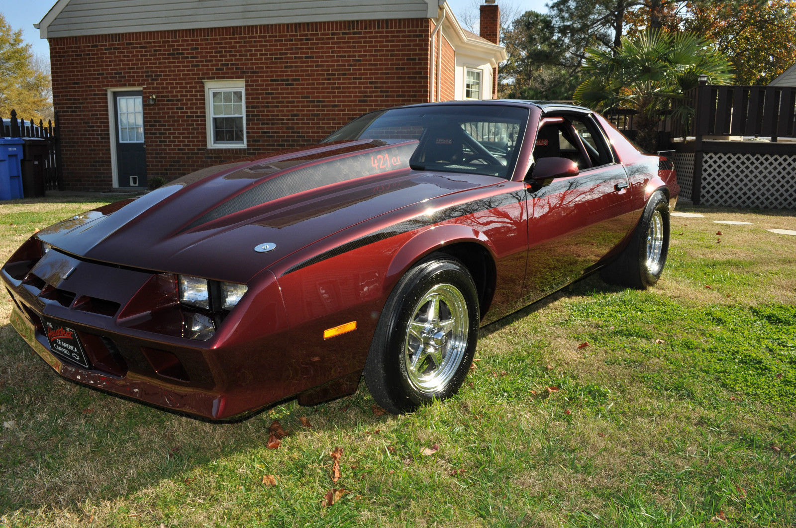 1983 chevrolet camaro pro street real street outlaw race car show car for sale photos. Black Bedroom Furniture Sets. Home Design Ideas