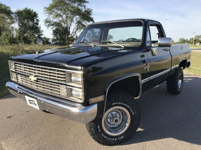 1983 Chevrolet Other Pickups --