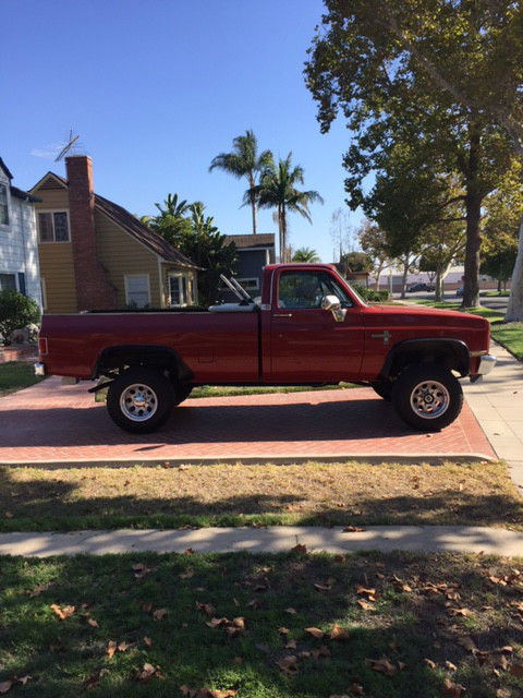 1983 Chevrolet Other Pickups K20