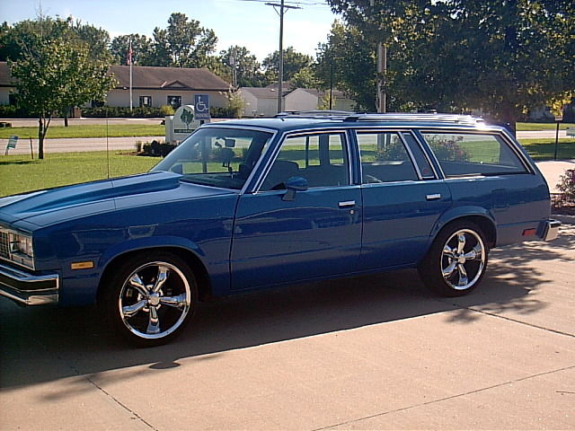 1983 chevrolet malibu station wagon v 8 loaded for sale. Black Bedroom Furniture Sets. Home Design Ideas