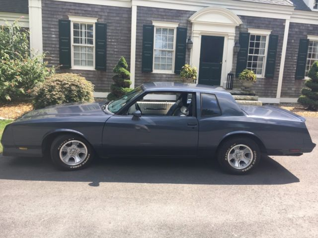 1983 Chevrolet Monte Carlo Ss Coupe 2 Door 5 0l For Sale Photos