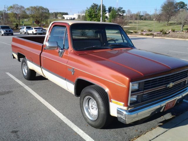 1983 Chevrolet C-10 Silverado C10 Long Bed