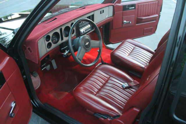 1983 Chevy Chevrolet S10 V8 700R4 Extended Cab for sale ...