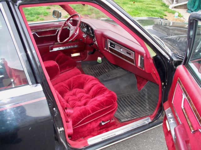 Collectible Classic: 1981-1983 Chrysler Imperial  |1983 Chrysler New Yorker Interior