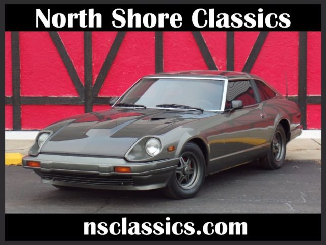 1983 Datsun 280ZX -NEW PAINT FROM THE WEST COAST-T-TOPS-DRIVES EXCEL