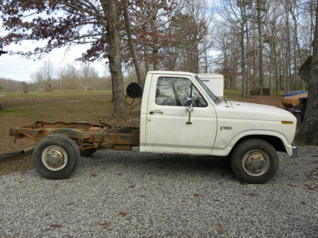 1983 Ford F-250