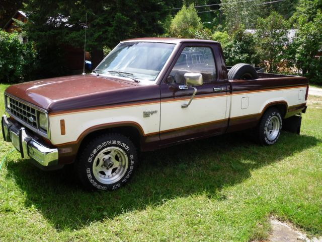 1983 ford ranger diesel for sale photos technical. Black Bedroom Furniture Sets. Home Design Ideas