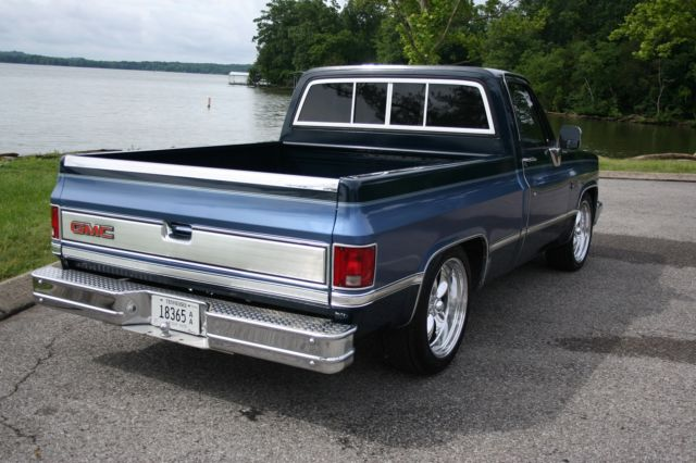 1983 gmc chevy sierra c10 for sale photos technical specifications description. Black Bedroom Furniture Sets. Home Design Ideas