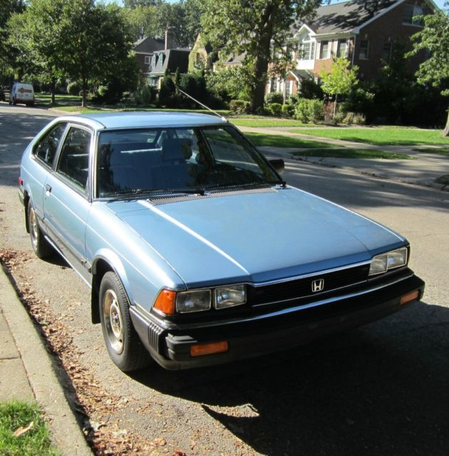 1983 Honda Accord