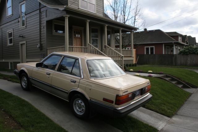 1983 Honda Accord Chrome