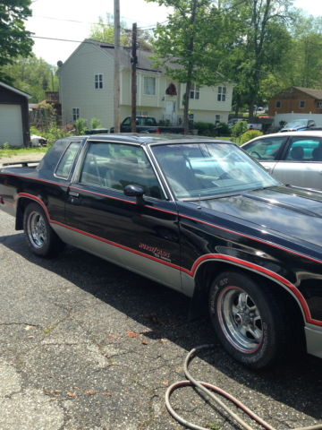 1983 Oldsmobile Cutlass OLSMOBILE HURST