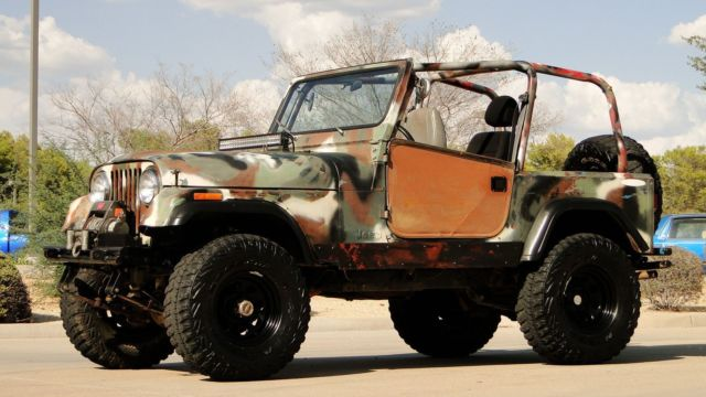 1983 Jeep CJ FREE SHIPPING WITH BUY IT NOW ONLY!