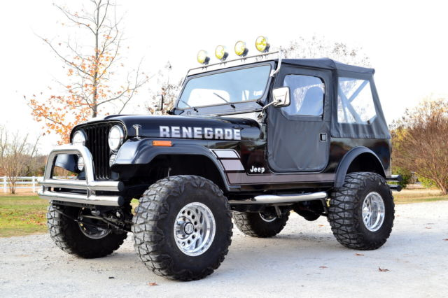 1983 Jeep Other SUV CJ7