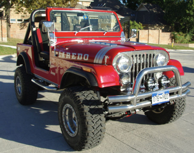 1983 Jeep Other Base Sport Utility 2-Door