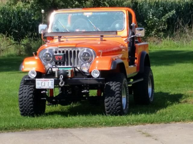 1983 Jeep CJ RENEGADE