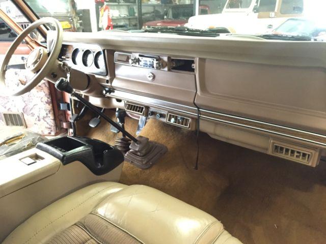 1983 jeep j10 4x4 258 6 cylinder for sale photos. Black Bedroom Furniture Sets. Home Design Ideas