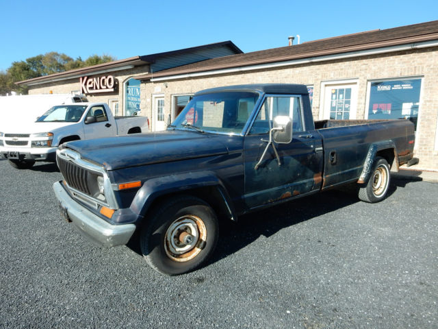 1983 Jeep Other J10 4X4 PICK UP