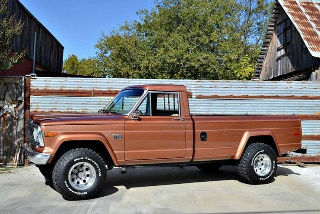 1983 Jeep Other Base Standard Cab Pickup 2-Door