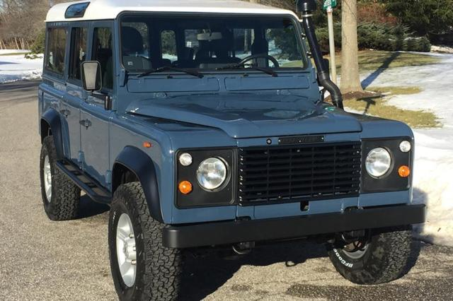 1983 Land Rover Defender --