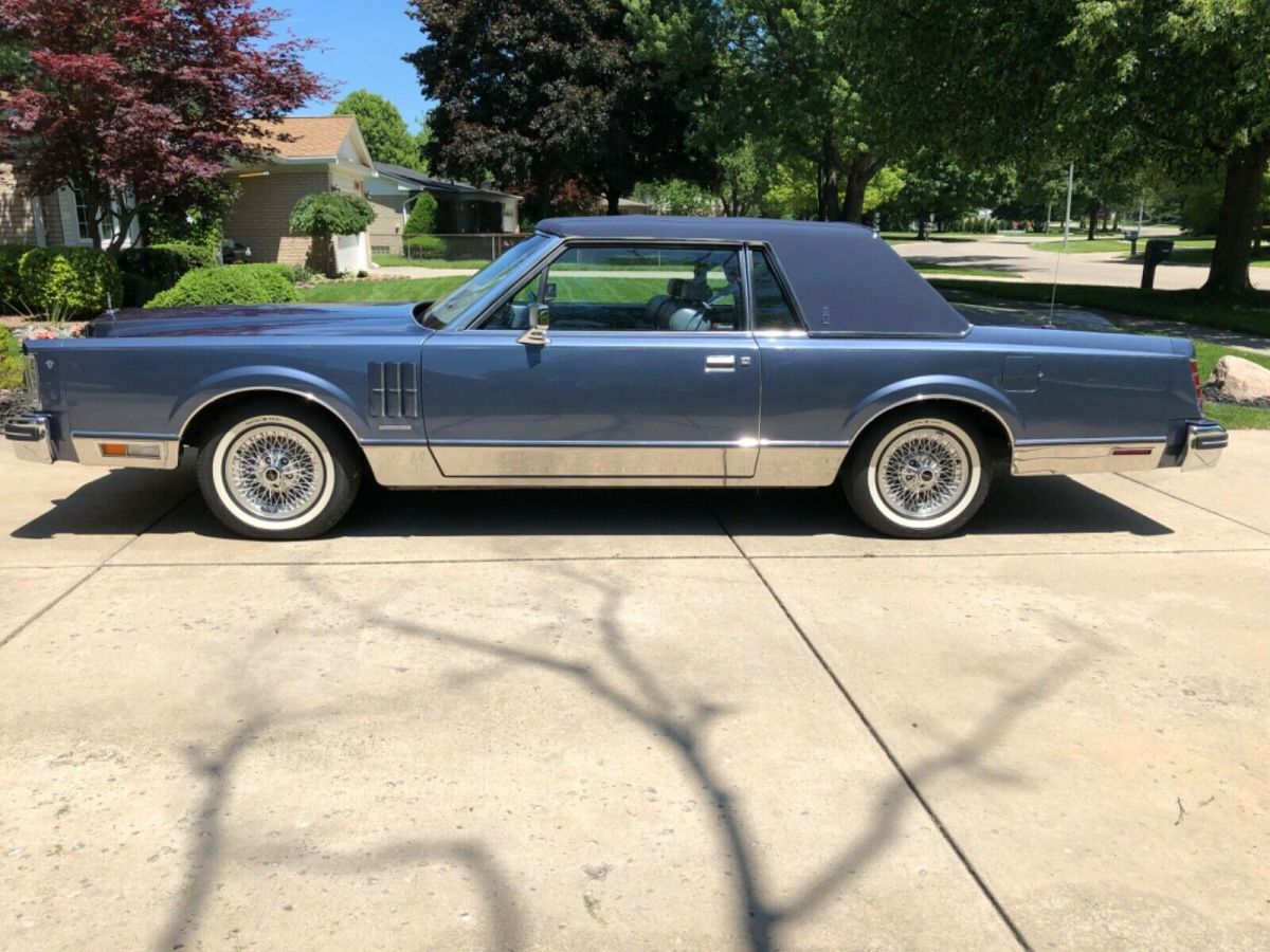 1983 Lincoln Mark Series