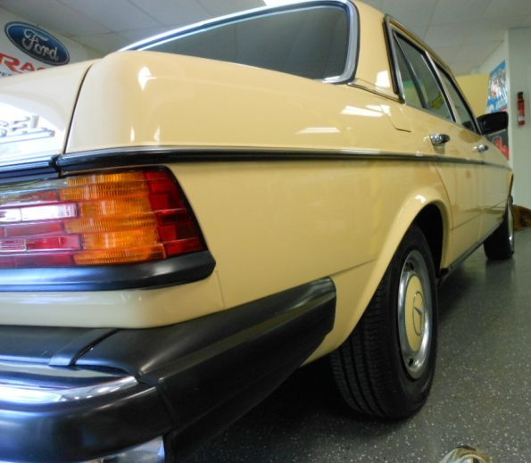 1983 Mercedes 240d Automatic 66 500 Miles For Sale Photos