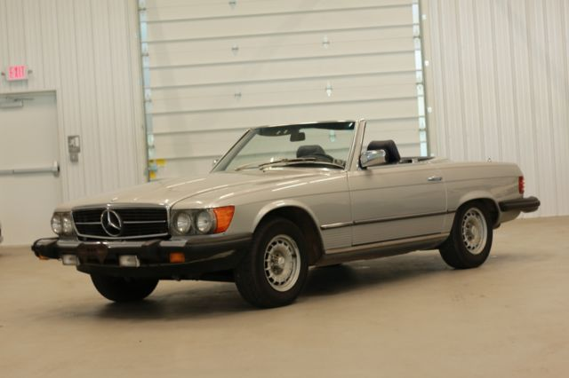 1983 Mercedes-Benz 300-Series 380