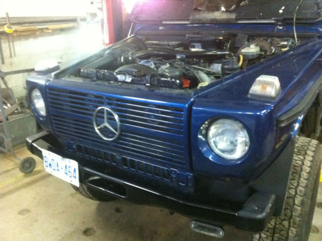 1983 mercedes benz 230ge g wagon coupe 280 300ge g500 g550 for Mercedes benz g class cabriolet for sale