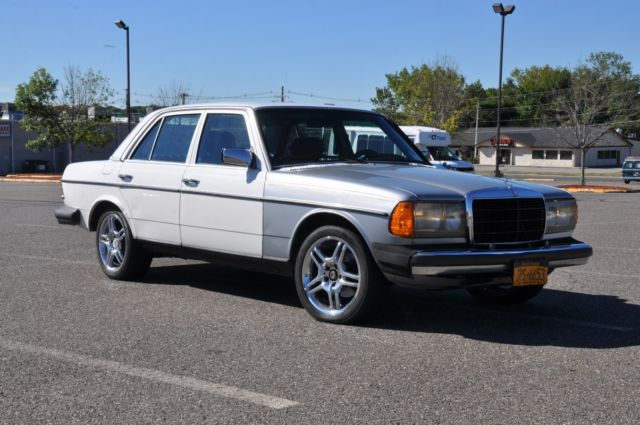 1983 Mercedes-Benz 300-Series 1983 Mercedes Benz 300SD Turbo Diesel Low Miles