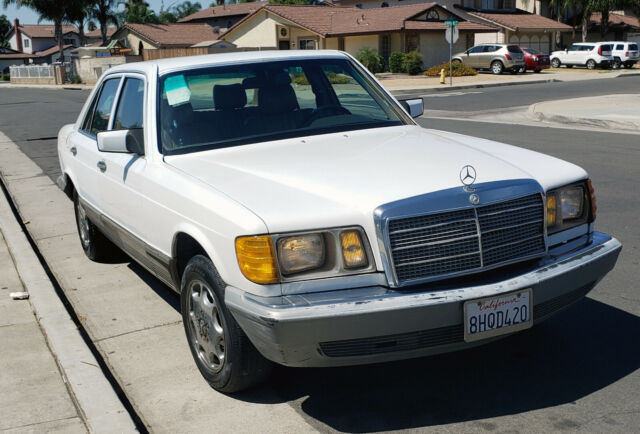 1983 Mercedes-Benz 300-Series 300SD Turbo/Bio Diesel
