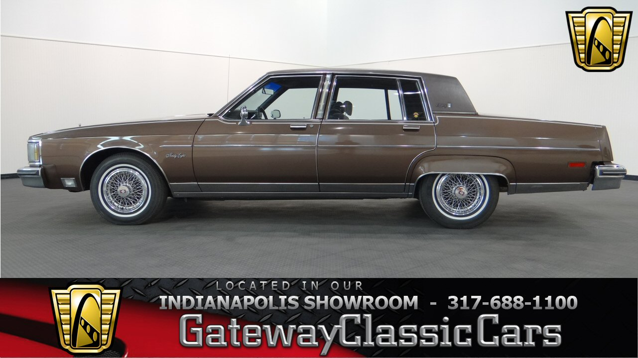 1983 Oldsmobile Ninety-Eight Regency Brougham
