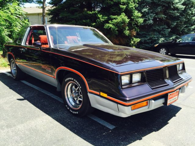 1983 Oldsmobile 442 Hurst - 15th Aniversary Eddition