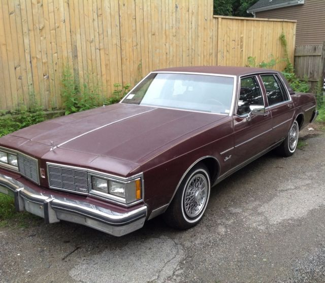 1983 Oldsmobile Eighty-Eight