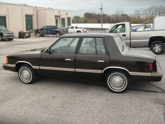 1983 Plymouth Other
