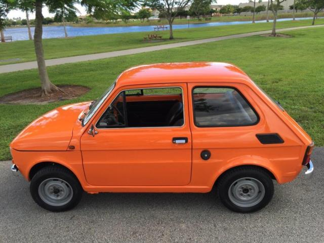 1983 Other Makes Polski Fiat 126P 650E