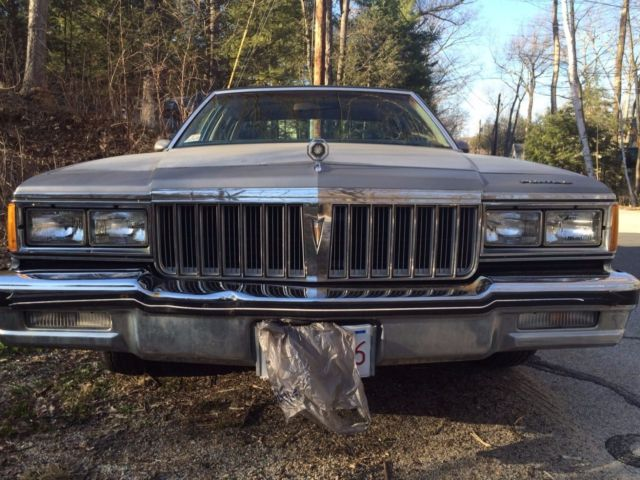 1983 Pontiac Other Brougham