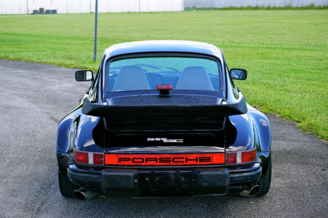 1983 porsche 911sc coupe widebody turbo look 911 sc. Black Bedroom Furniture Sets. Home Design Ideas