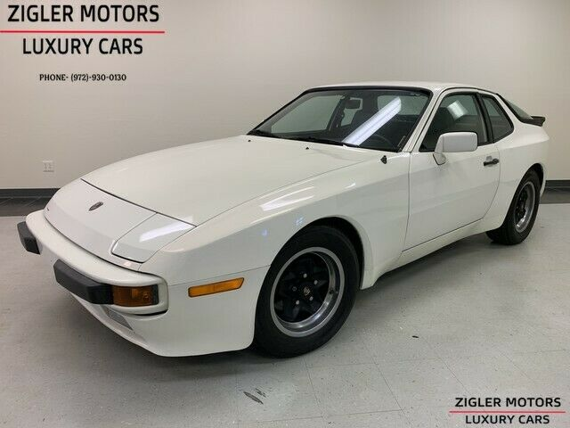 1983 Porsche 944 Low Miles/ Two Owner!/Garage Kept/ Serviced/ Clean