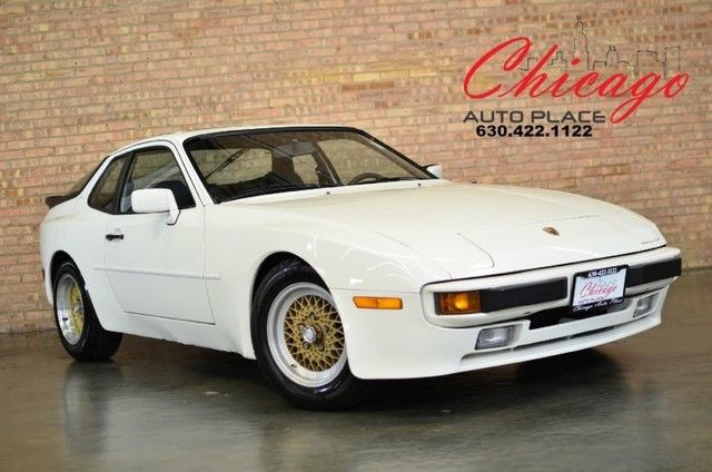 1983 Porsche 944 BBS WHEELS - ALL ORIGINAL - RARE FIND - COLLECTOR CAR