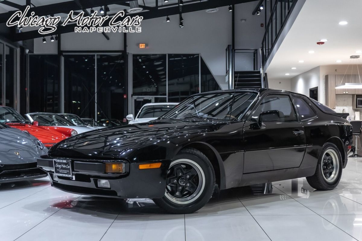 1983 Porsche 944 Manual Transmission! Upgraded Sound System!