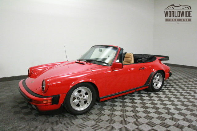 1983 Porsche 911 LOW MILEAGE COLLECTOR QUALITY!