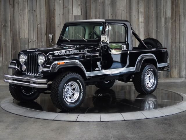 1983 Jeep Other CJ8 w/Hard Top & Two Sets of Doors Fully Restored