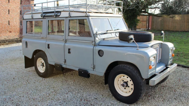 1983 Land Rover Defender Series III