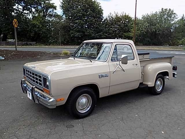 1983 Dodge Ram 1500 -Oregon Showroom